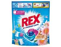 Rex Power Aromatherapy Lotus&Almond Oil Kapsle na praní (40 praní) 1x520g