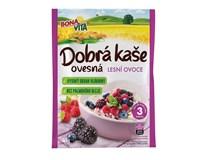 BonaVita Dobrá kaše ovesná lesní ovoce 1x65g