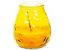 Svíčka Citronela ve skle 1ks