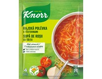 Knorr Polévka rajská s těstovinami (4 porce) 1x67g