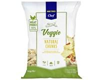 Metro Chef Veggie Natural Chunks Nudličky mraž. 1x1kg