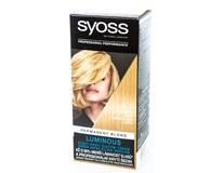 Syoss Luminous Barva na vlasy 8-11 Velmi světlý plavý 50ml 1x1ks