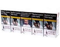 Philip Morris Ruby 100 dlouhé tvrdé bal. 10krab. 20ks kolek F KC 110Kč VO cena