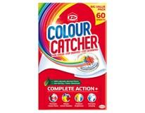 Colour Catcher Complete Action+ Ubrousky proti obarvení prádla 1x60ks