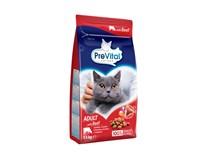 Prevital Granule pro kočky hovězí 1x1,4kg