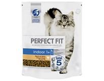 Perfect Fit Granule pro kočky indoor kuře 1x1,4kg