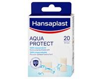 Hansaplast Aqua Protect Vodotěsná náplast 1x20ks