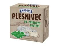 Madeta Plesnivec Sýr zelený pepř chlaz. 1x100g