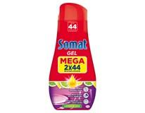 Somat All in 1 Lemon Gel do myčky (2x44) 2x790ml