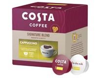 Costa Coffee Dolce Gusto Cappuccino Kapsle kávové 1x8+8ks