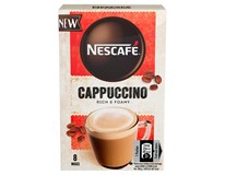Nescafé Classic Cappuccino Rich&Foamy Káva instantní 8x15g (120g)