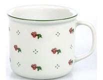 Hrnek G.Benedikt Retro 350ml růže porcelán 1ks