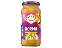 Patak's Original Korma Omáčka krémová kokos/ kari 1x450g