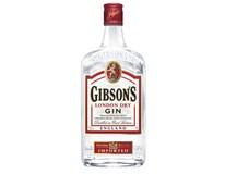 Gibson's London Dry Gin 37,5% 1x700ml