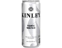 Kinley Tonic Water 24x330ml plech