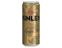 Kinley Ginger 24x330ml plech