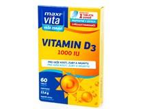 MaxiVita Vitamín D3 1x60 tablet