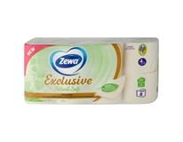 Zewa Exclusive Natural Soft Toaletní papír 4-vrstvý 1x8ks
