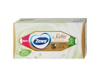Zewa Softis Natural Soft Kapesníčky 4-vrstvé 1x80ks