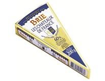 Brie Chateaux de France sýr 60% chlaz. 1x200g