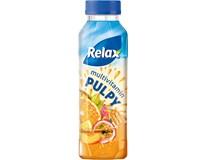 Relax Pulpy Nápoj ovocný multivitamín 12x400ml