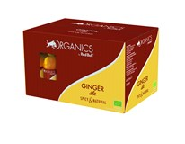 Red Bull Organics Ginger Ale Spicy&Natural 24x250ml