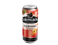 Strongbow Apple Ciders Redberries 4,5% 4x440ml