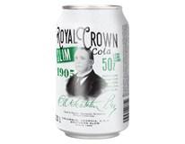 Royal Crown Limonáda slim 6x330ml plech