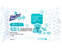 Linteo Aqua Pure Ubrousky vlhčené dětské 1x48ks