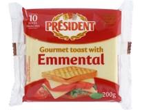 President Sýr tavený Emmental chlaz. 1x200g