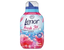 Lenor Fresh Air Effect Pink Blossom Aviváž (36 praní) 1x504ml