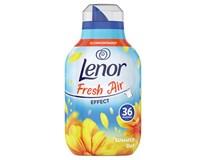 Lenor Fresh Air Effect Summer Day Aviváž (36 praní) 1x504ml
