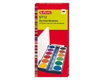 Barvy vodové Herlitz 12 barev výměnné 1ks