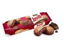 Lovita Heart choco sušenky 14x170g
