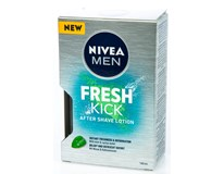 Nivea Men Voda po holení Fresh Kick 1x100ml