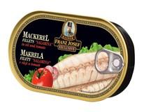 Franz Josef Kaiser Makrela filety salamina 1x170g
