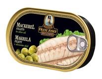 Franz Josef Kaiser Makrela filety v olivovém oleji 1x170g