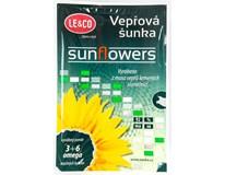 Le&Co Sunflowers Šunka vepřová chlaz. 1x100g