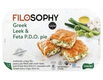 Filosophy Greek Pie Feta P.D.O. a pórek mraž. 1x550g