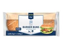 Metro Chef Bulka na burger maxi 4x82,5g