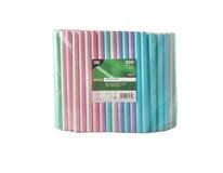 Brčka Bubble Tea papír 200x1ks