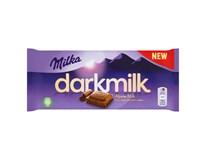 Milka Dark milk Čokoláda hořká 25x85g