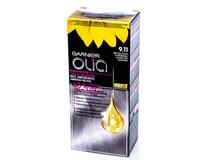Garnier Olia mini kit Barva na vlasy 9.11 metalická stříbrná 1x50ml