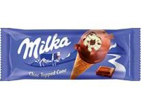 Milka Choc Topped Zmrzlina kornout mraž. 1x110ml