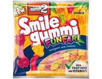 Nimm2 Smile Gummi Bonbóny Funfari 8x90g
