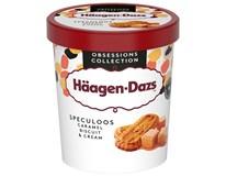 Häagen-Dazs Zmrzlina Speculoos Caramel&Biscuit/Karamel&Sušenky mraž. 1x460ml