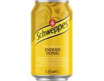Schweppes Tonic 24x330ml plech