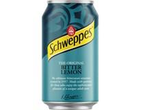 Schweppes Tonic Bitter lemon 24x330ml plech