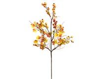 Větvička podzimní s bobulemi 1ks