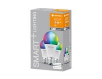 Žárovka Ledvance Smart+wifi Classic A60 9W E27 RGB 3ks